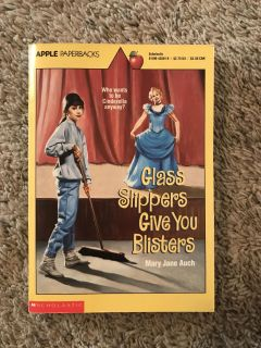Glass Slippers Give You Blisters