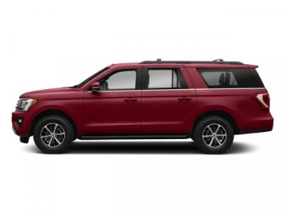 2018 Ford Expedition Max Platinum (Ruby Red Metallic Tinted Clearcoat)