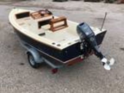 2017 Nantucket Skiff 17