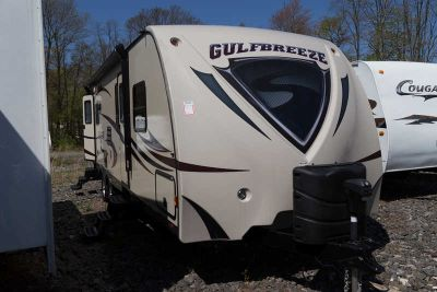 2013 Gulf Stream Gulf Breeze 28RLB