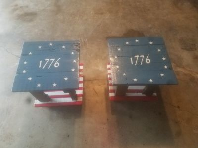 Betsy Ross End Tables