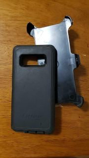 Otter box with clip for Samsung Galaxy Note 8