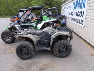 2012 Yamaha Grizzly 450 Auto. 4x4 Utility ATVs Ebensburg, PA