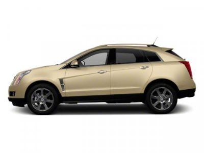 2010 Cadillac SRX Performance Collection (Gold Mist)