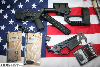 For Sale/Trade: AR15 LOWERS/UPPER/PARTS/TOOLS/ETC...