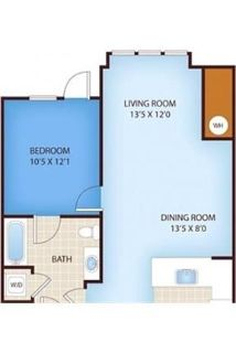 Now Leasing Brand New luxurious Apartments. Parking Available!