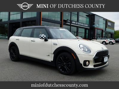 2019 MINI Clubman Cooper (PEPPER WHITE)