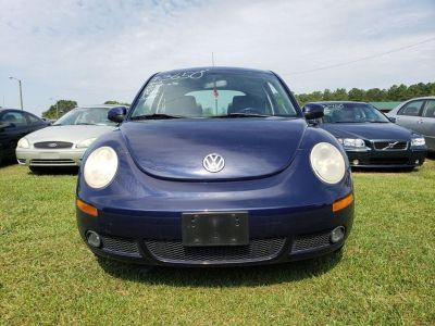 2006 Volkswagen New Beetle 2.5 (Blue)