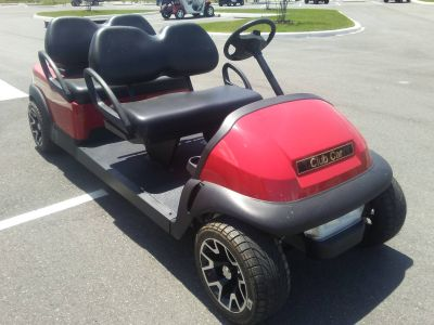 2019 Club Car Precedent Stretch PTV (Electric) Golf carts Lakeland, FL