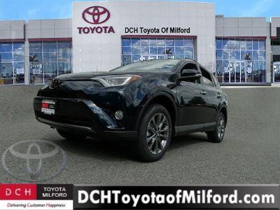 2018 Toyota RAV4 Limited (Galactic Aqua Mica)