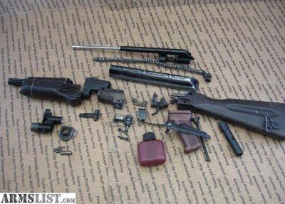 For Sale: Bulgarian AK105 Parts Kit AK74 SLR104CR Matching Krinkov Krink AK-105 Tula Izzy SLR104-CR SBR AK-74