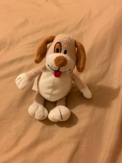 Small dog plush