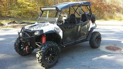 2012 Polaris RZR4 ROBBY GORDON EPS 800