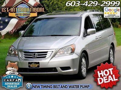 2010 Honda Odyssey EX-L (Gray)