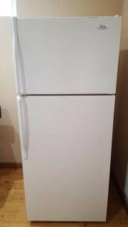 Whirlpool Top mount refrigerator/freezer