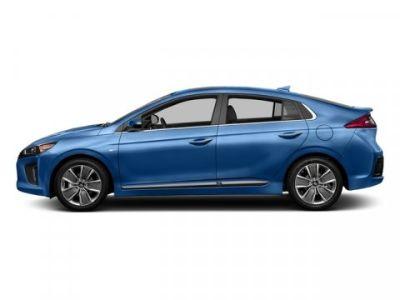 2018 Hyundai IONIQ Hybrid SEL (Electric Blue Metallic)