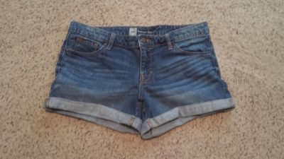 Jeans shorts size 10