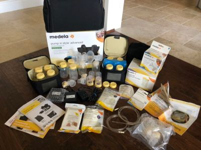 **UNBELIEVABLE DEAL** Medela Pump In Style Advanced Double Breastpump