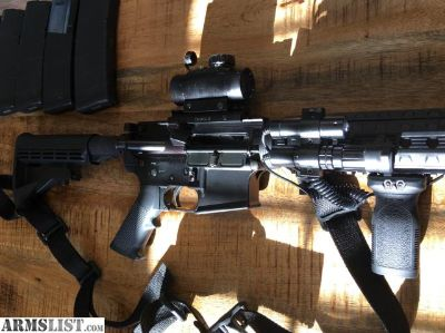 For Sale: Olympic Arms AR15
