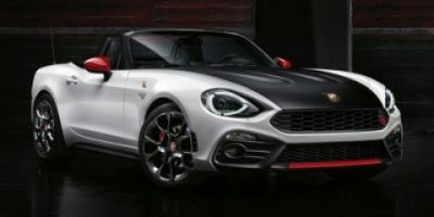 2018 Fiat 124 Spider Elaborazione Abarth (Hypnotique Red)