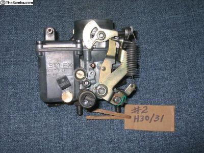 carburetor H-30/31 brazil solex