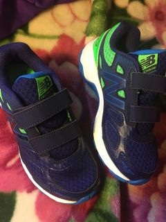 Size 13m boys new balance sneakers