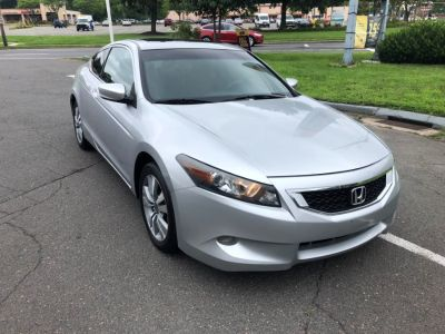 2008 Honda Accord EX-L (Alabaster Silver Metallic)