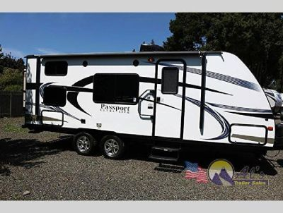 Used 2016 Keystone RV Passport 238MLWE Express