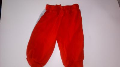 Sweat pants pick up only