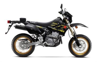 2018 Suzuki DR-Z400SM Street / Supermoto Motorcycles Ontario, CA