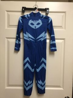 NEW PJMasks size medium 2T/3T Catboy Classic Costume with removable tail ($18 retail) $5