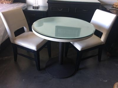 Modern Table For Two