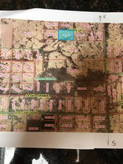 Land for sale, 6.5 acres in Dog Canyon