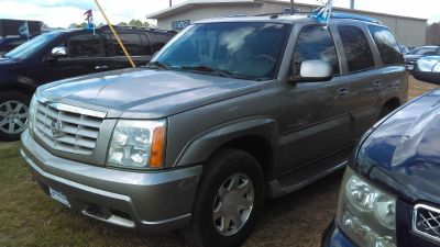 2003 Cadillac Escalade Base (Gold)