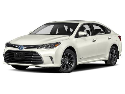 2016 Toyota Avalon Hybrid XLE Plus (Midnight Black Metallic)