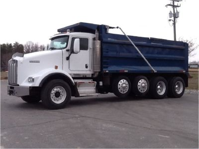 Dump truck funding - All 50 states - All credit profiles
