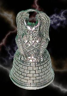 Find Gargoyle 3D Design Guardian Bell Motorcycle Ride Bell or Keychain motorcycle in Golden, Colorado, US, for US $9.50