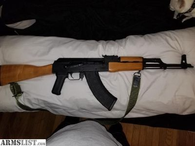 For Trade: Wasr 10 AK47 for trade for ATV, dirtbike, fishing kayak or any other interesting offers.