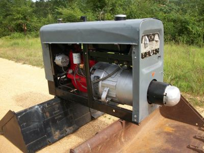 1979 LINCOLN SA-200 Pipeliner Welder