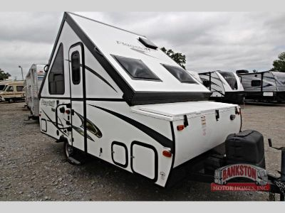 2015 Forest River Rv Flagstaff Hard Side T19QBHW