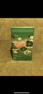 New Gain Dryer Sheets