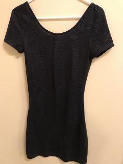 Free People Navy Shimmery - Size XSmall (Never Worn)