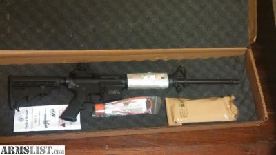 For Sale: S&W AR15