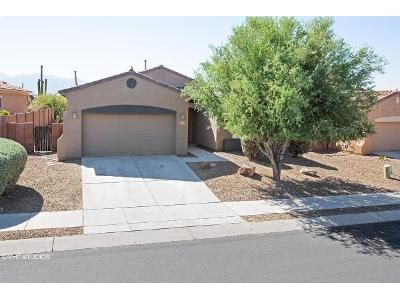 2 Bed 2 Bath Foreclosure Property in Marana, AZ 85658 - N New Reflection Dr