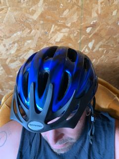 Newer Schwinn Intercept Adult Helmet
