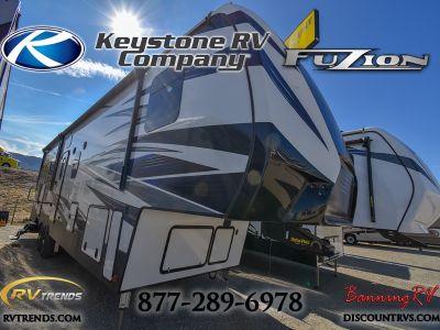 2018 Keystone KEYSTONE FUZION 369