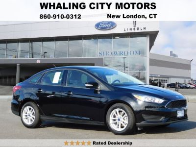 2017 Ford Focus SE (Shadow Black)