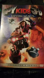 Spy - Kids *Free with purchase only 2D*disc in box