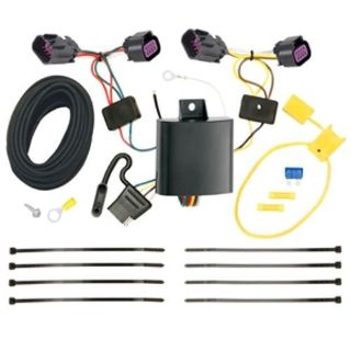 Sell Trailer Hitch Wiring Tow Harness For RAM ProMaster 1500 2500 3500 2014 2015 motorcycle in Springfield, Ohio, United States, for US $59.00