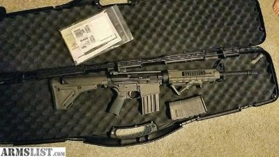 For Trade: Ar10 with extras